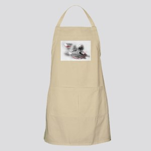 Red Red Wine BBQ Apron