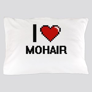 I Love Mohair Pillow Case
