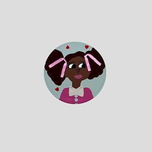 Make A Wish Sandy Mini Button