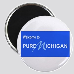 Welcome to Pure Michigan Magnet
