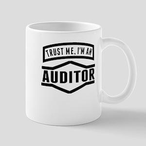 Trust Me Im An Auditor Mugs