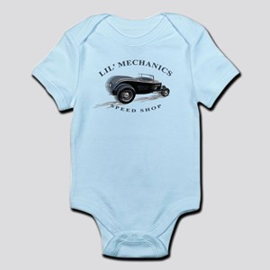 Hot Rod Deuce Lil' Mechanic Bodysuit