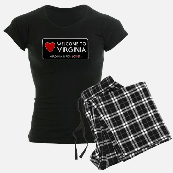 Welcome to Virginia (2) Pajamas