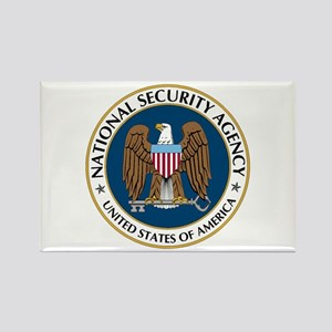 NSA - NATIONAL SECURITY AGENCY Magnets