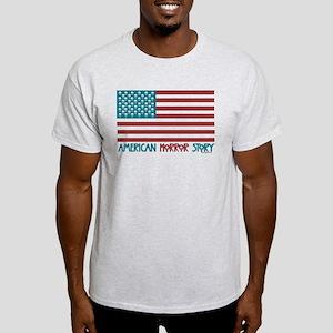 American Horror Story Flag Light T-Shirt