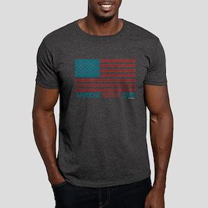 American Horror Story Flag Dark T-Shirt