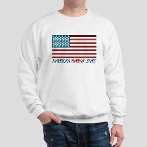 American Horror Story Flag Sweatshirt
