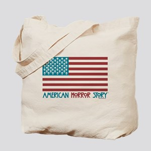 American Horror Story Flag Tote Bag