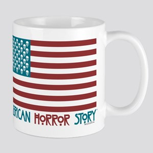 American Horror Story Flag Mug