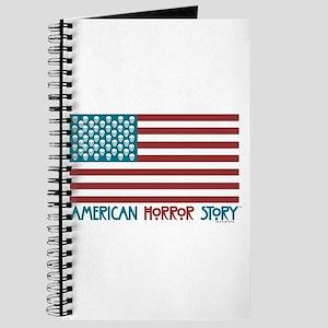 American Horror Story Flag Journal