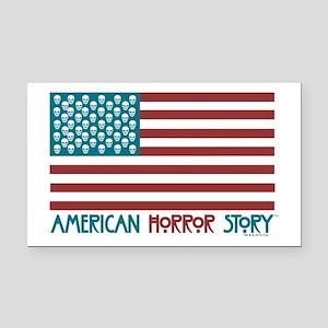American Horror Story Flag Rectangle Car Magnet