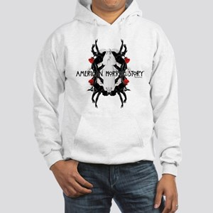 American Horror Story White Nun Hooded Sweatshirt
