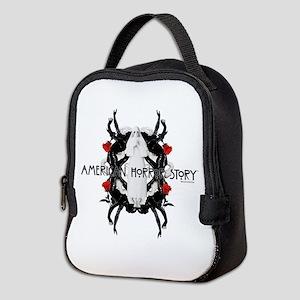 American Horror Story White Nun Neoprene Lunch Bag