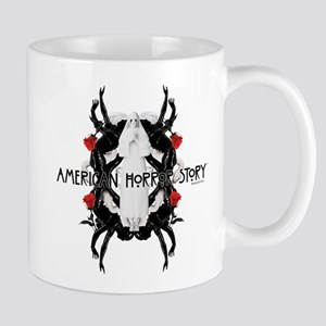 American Horror Story White Nun Rubber Mug