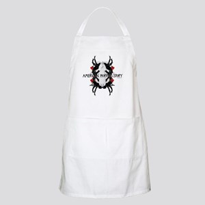 American Horror Story White Nun Rubber Man Apron