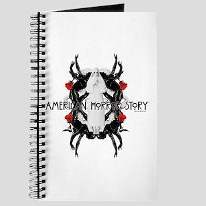 American Horror Story White Nun Rubber Man Journal