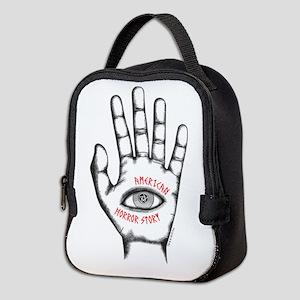 American Horror Story Hand Neoprene Lunch Bag
