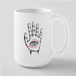 American Horror Story Hand Large Mug