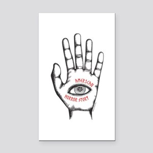 American Horror Story Hand Rectangle Car Magnet