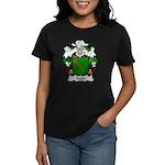 Sales Family Crest Women's Dark T-Shirt
