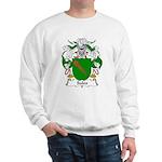 Sales Family Crest Sweatshirt