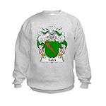 Sales Family Crest Kids Sweatshirt