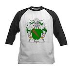 Sales Family Crest Kids Baseball Jersey