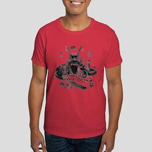 American Horror Story Scenery Dark T-Shirt