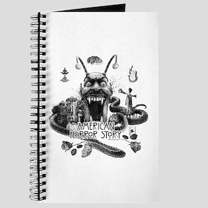 American Horror Story Scenery Journal