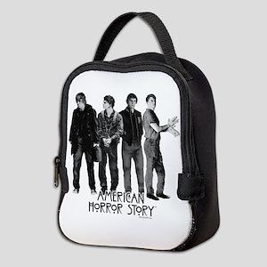 American Horror Story Evan Pete Neoprene Lunch Bag