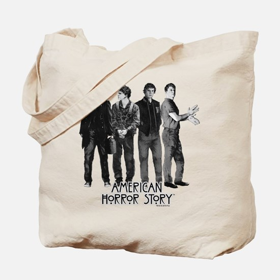 American Horror Story Evan Peters Tote Bag