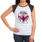 Sala Family Crest Women's Cap Sleeve T-Shirt