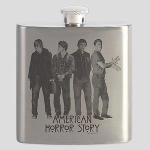 American Horror Story Evan Peters Flask