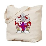 Sala Family Crest Tote Bag