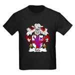 Sala Family Crest Kids Dark T-Shirt