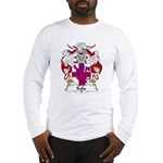 Sala Family Crest Long Sleeve T-Shirt