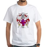 Sala Family Crest White T-Shirt