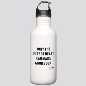 Beethoven's Soup Stainless Water Bottle 1.0L
