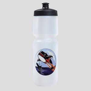 VP-49 Orcas Sports Bottle