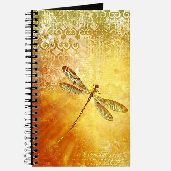 Golden dragonfly Journal