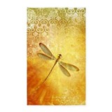 Dragonfly Area Rugs