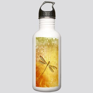 Golden dragonfly Stainless Water Bottle 1.0L