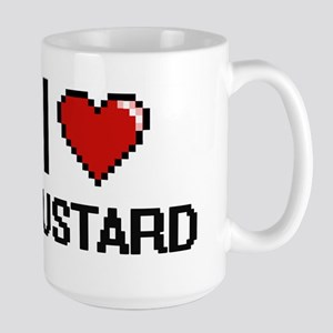I Love Mustard Mugs