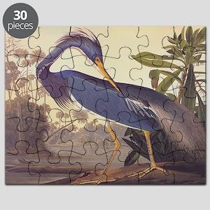 Louisiana Heron Puzzle