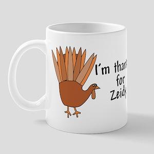 Thankful for Zeidy Mug