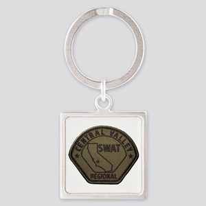Central Valley SWAT Keychains
