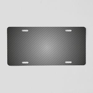 Carbon Fiber Aluminum License Plate
