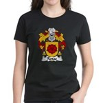 Rosas Family Crest Women's Dark T-Shirt