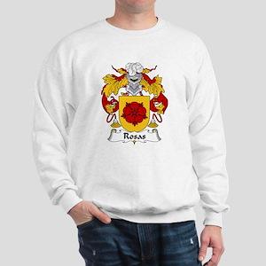 Rosas Family Crest Sweatshirt
