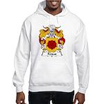 Rosas Family Crest Hooded Sweatshirt